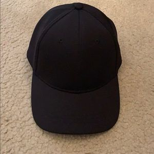 Lululemon Black Adjustable cap